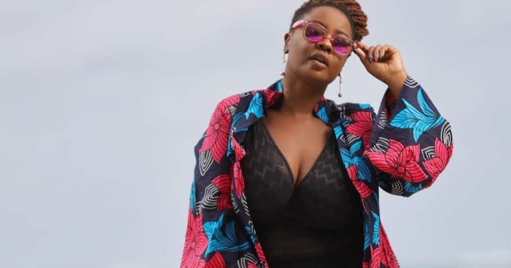 "Radio Host Kalekye Mumo Celebrates 45th Birthday with Stunning Photos: ""Forty-Fine"""