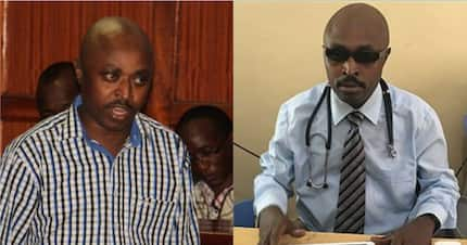 Our son is a qualified nurse, Mugo Wa Wairimu's aging parents defend him