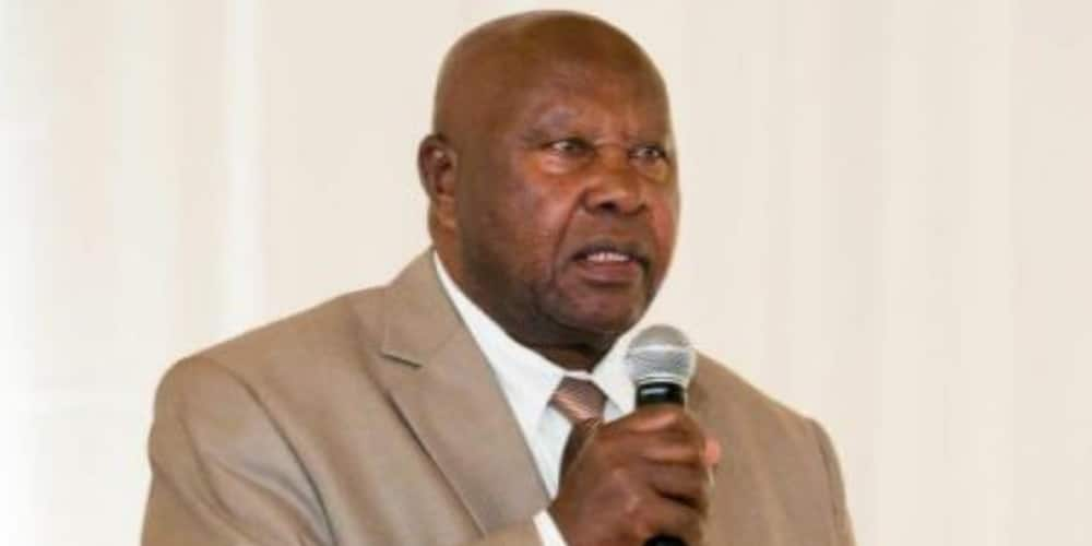 Laban Kimungu was also suffering from cancer. Photo: Samrack.