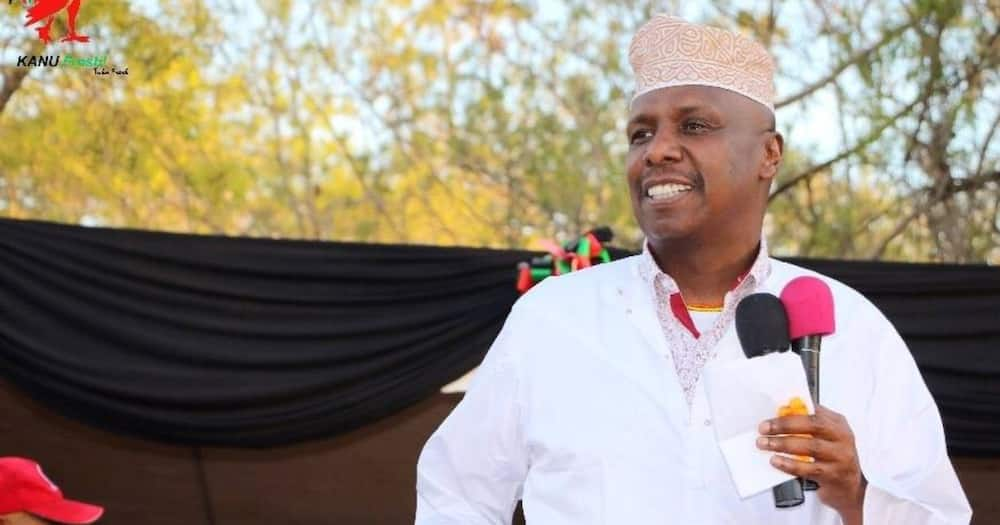"""Herman Manyora Says Gideon Moi Is Uhuru's Favourite 2022 Presidential Candidate: """"The Rest Are Flower Girls"""""""