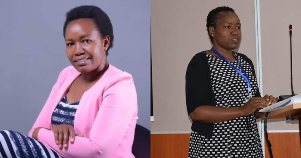 Dr Betty Samburu is a senior nutrition officer at the Ministry of Health.