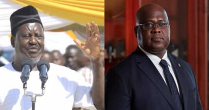 Uhuru, Raila congratulate DRC President elect Felix Tshisekedi as Opposition chief declares himself head of state
