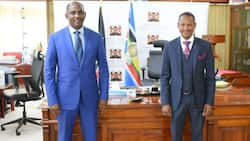 Babu Owino meets CS Ukur Yatani over HELB delays, assures comrades money will hit accounts soon