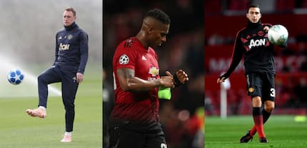 4 players Manchester United must replace in the January