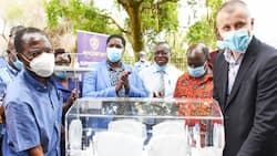 Mozzart donates equipment worth KSh 3m to Kombewa Sub County Hospital