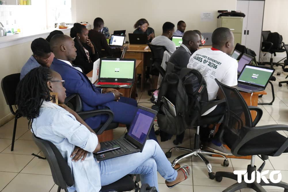 Exclusive: Getting best results from team working from home, TUKO.co.ke's tips