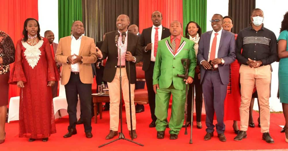 """William Ruto tells off criticism from Raila: """"I was taught to quote Bible, not witchcraft"""""""