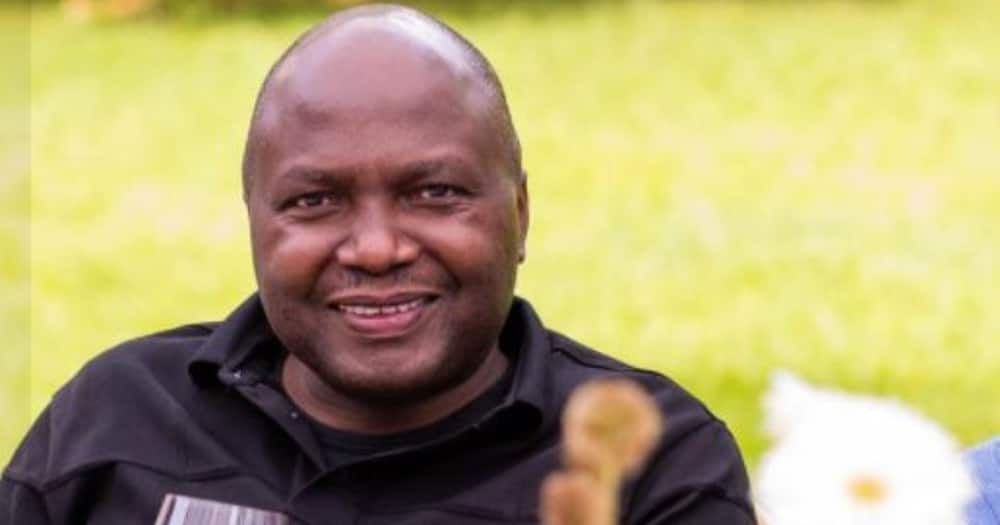 Donald Kipkorir has revealed he has never activated the M-Pesa service.
