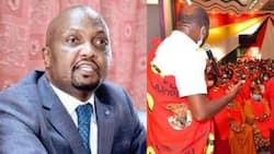 """Hii ni Bangi"""": Moses Kuria Asema Baada ya Tuju Kufunga Leso Kiambaa"""