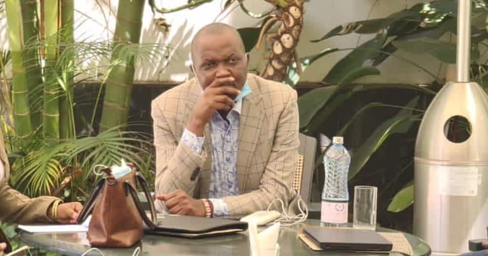 Moses Kuria Declared himself Kipipiri Constituency, acting MP.