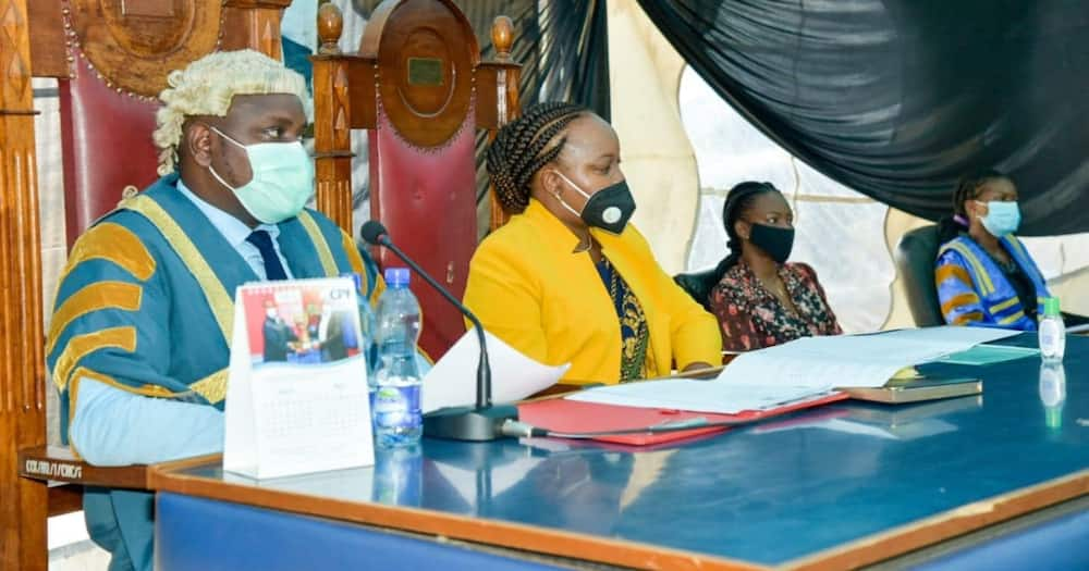 You can rent a Kikuyu, not buy them : Waiguru revisits quote after Central's massive BBI support