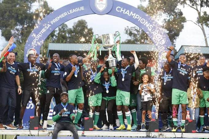 Ruto, Odinga lead Kenyans in hailing Gor Mahia after hat-trick of KPL titles