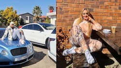 """Zari Hassan Tells Off Fan Who Criticised Her for Living an Expensive Lifestyle: """"Maneno Ya Maskini"""""""
