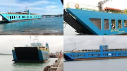 Brand New ferry to boost transportation across Likoni channel arrives in Mombasa from Turkey