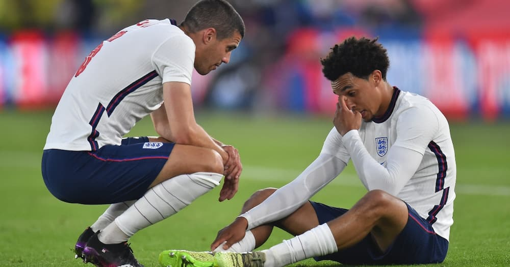 Blow to England as Liverpool Right Back Ruled out of Euros with Thigh Injury