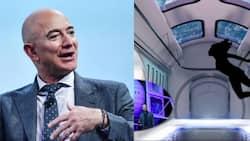 Mwanamume Tajiri Zaidi Duniani Jeff Bezos Kujenga Hoteli Angani