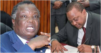 Atwoli gets orders stopping cut on workers' salaries for Uhuru's housing project