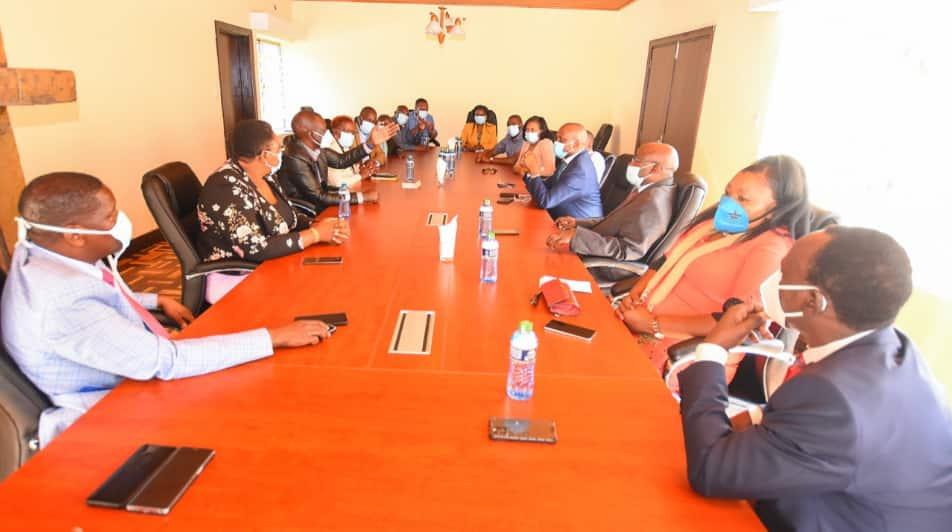 Mfanyibiashara amwandikie msajili wa vyama, ahifadhi jina Jubilee Asili
