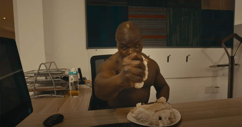 Ugali Man was featured in a music video.
