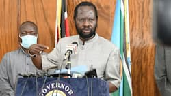 """Anyang' Nyong'o Lashes Out at Critics Speculating About His Health: """"Disgruntled Souls"""""""