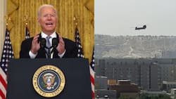Taliban: Joe Biden Maintains US Troops Won't Fight for Afghans as Rebellion Persists