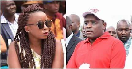 Itumbi awasha moto mitandaoni baada ya kuweka picha ya Maribe kwenye ukurasa wake Facebook