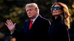 Donald Trump aondoka White House na 'makasiriko' asema vita vilikuwa vikali