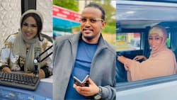 Jamal Roho Safi's Wives Amira, Amber Ray Engage in Heated War of Words in Syokimau