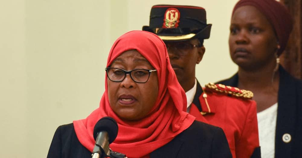 Korona Iko Wenzangu, Rais wa Tanzania Samia Suluhu Awaambia Raia Wake
