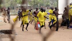 Uganda police kill 3, recapture others out of 219 inmates who escaped with guns