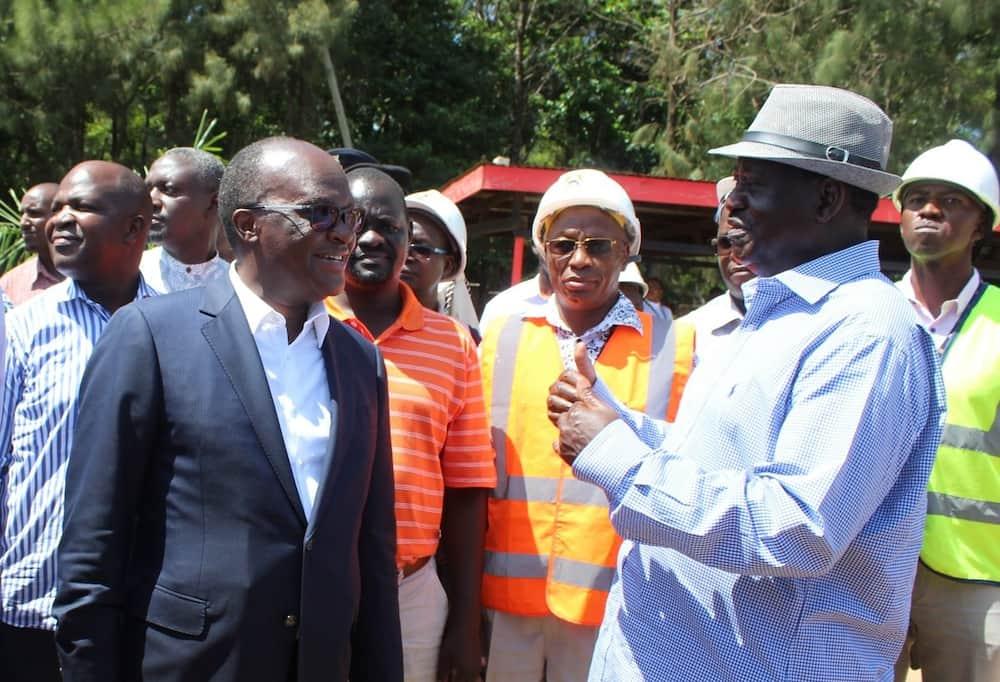 Macharia: SGR lazima ifike Kisumu