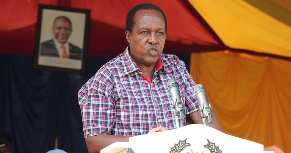 Paul Koinange: MPs Kaluma, Fatuma Gedi Break Down While Eulogising Late Kiambaa Lawmaker