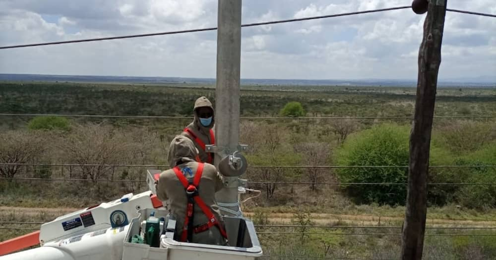 Kenyans to get less electricity units as electricity bills rise.