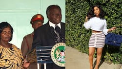 Cardi B Shares Tbt Video of Mwai Kibaki Declaring He Was only Married to One Wife