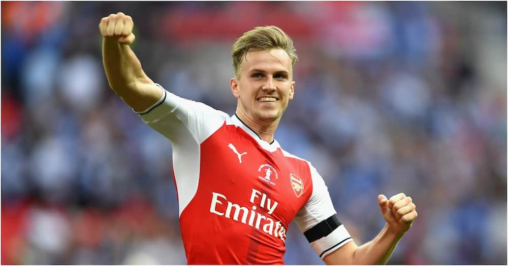 Delight for Arsenal as key defender signs long-term deal with club