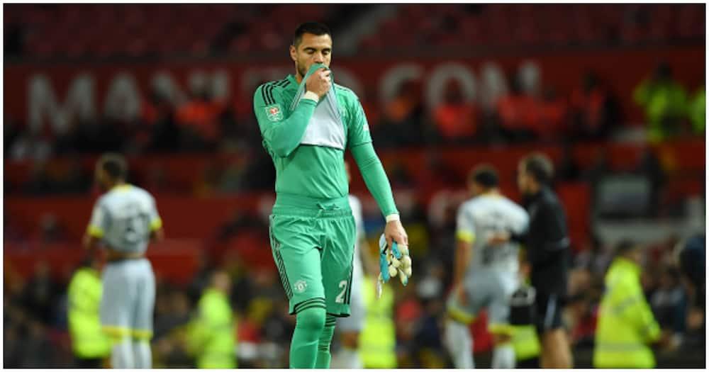 Mlinda lango Sergio Ramos alilia Man United imruhusu kuondoka klabuni