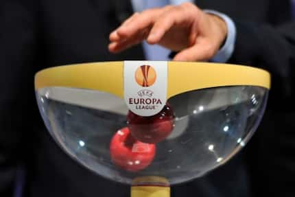 Chelsea, Arsenal handed tough opponents after the Europa League draws