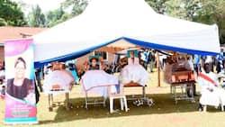 Vihiga: Emotions Run High as Family Buries 4 Members Killed in Kaburengu Road Crash