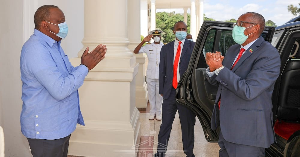 Somalia orders Kenyan envoy to leave country within 7 days, cuts ties with Kenya