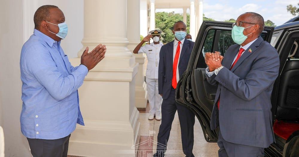 Somalia yavunja uhusiano wa kidiplomasia na Kenya
