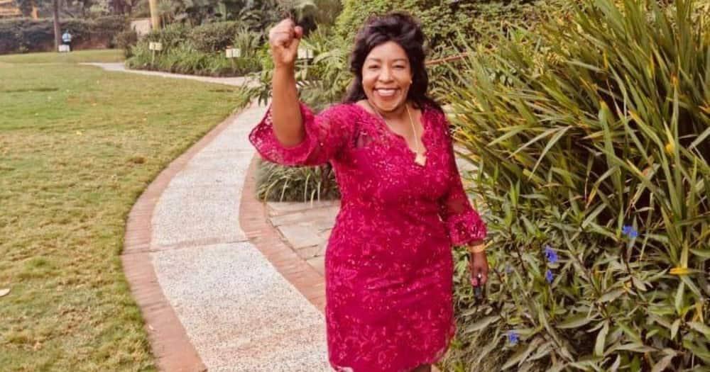 Businesswoman Agnes Kagure is also a well-known philanthropist.