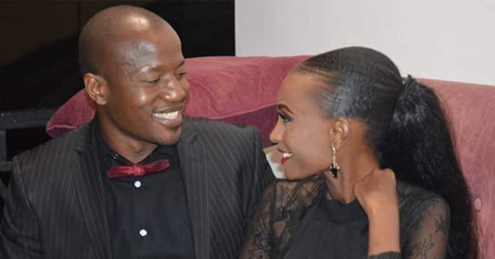 Joyce Maina Says She's No Longer Dating TV Anchor Tony Kwalanda