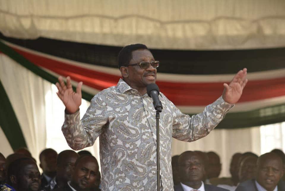 End of handshake? James Orengo's remarks against gov't officials gets Kenyans talking