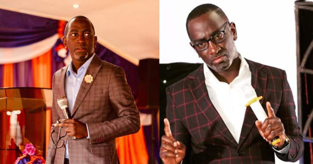 Men don't necessarily go home for love but peace, Pastor Burale
