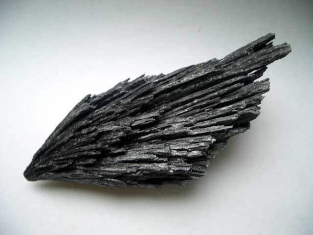 Black crystals and their meanings
