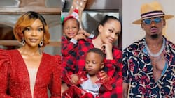 Wema Sepetu gushes over Diamond after his three months rent donation to 500 families