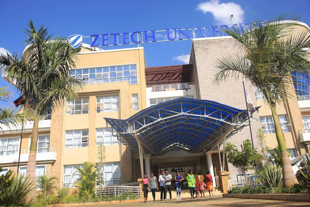 Zetech University: Over 1,900 first-year students start courses online