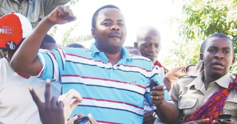 Mwanasiasa wa Tanzania Godbless Lema na familia yake wakamatwa wakitorokea Kenya