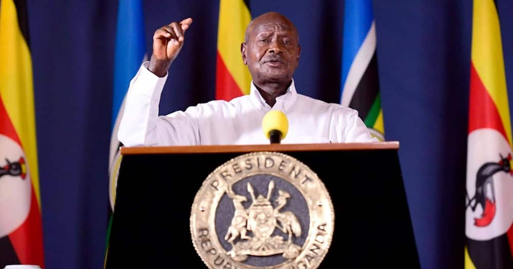 It's Easy for NRM to Defeat Corruption, Watch Out, Yoweri Museveni