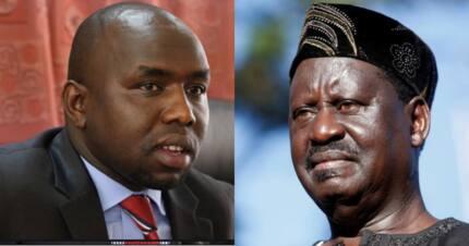 Raila Odinga can help William Ruto become president in 2022 - Kipchumba Murkomen